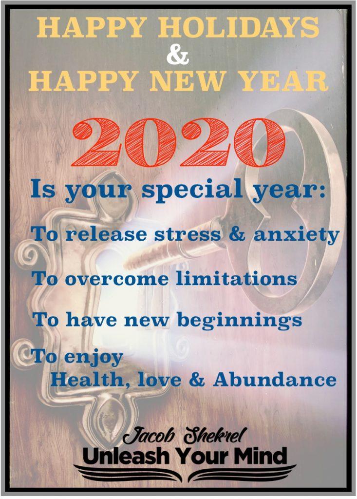 2020 Blessing